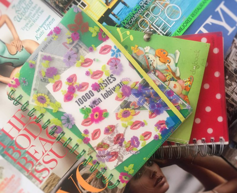 diaries of di